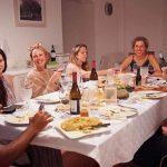 Jantar Amor é Cego