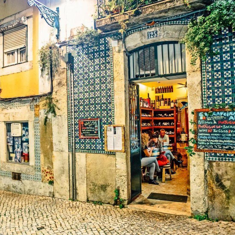 Tasca de Lisboa