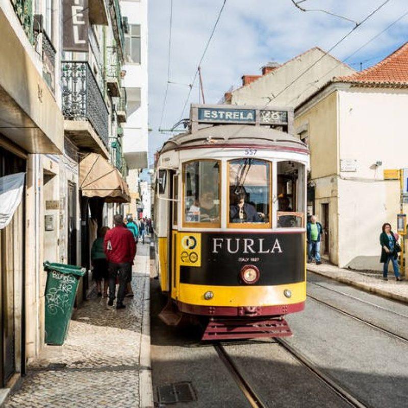 Elétrico 28 de Lisboa
